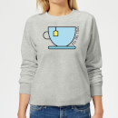 Cooking Spill The Tea Women's Sweatshirt