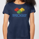 Brickset Logo Women's T-Shirt - Navy
