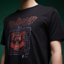 Legend Of Zelda Retro Arcade Villain T-Shirt - Black