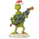 The Grinch By Jim Shore Grinch Stealing Tree Figurine