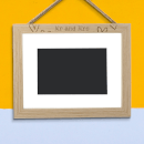 Mr And Mrs Landscape Frame