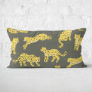 Cheetah Print Rectangular Cushion