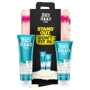 TIGI Bed Head Damaged Hair Gift Set with Moisture Shampoo and Conditioner