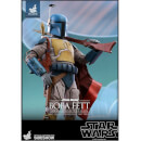 Hot Toys Star Wars Television Masterpiece Action Figure 1/6 Boba Fett Animation Ver. Sideshow Exclusive 30 cm