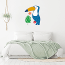 Toucan Wall Art Sticker