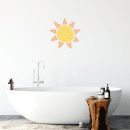 Sun Wall Art Sticker