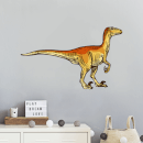 Velociraptor Wall Art Sticker