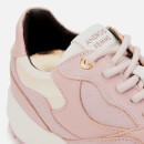 Android Femme Women's Santa Monica Chunky Running Style Trainers - Blush