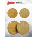 Marvel Commemorative Collector's Coin (Set of 14) - Zavvi Exclusive