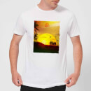 Full Metal Jacket Born To Kill Sunset Men's T-Shirt - White