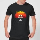Full Metal Jacket Sunset Men's T-Shirt - Black
