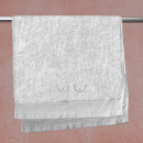 Boobs Embroidered Hand Towel
