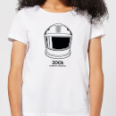 2001: A Space Odyssey Space Helmet Women's T-Shirt - White
