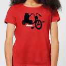 The Shining Danny's Tricycle Women's T-Shirt - Red