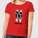 The Shining Twins Women's T-Shirt - Red