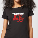 The Shining Red Tricycle Women's T-Shirt - Black