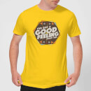 Crystal Maze I've Got A Good Feeling About This- Aztec Men's T-Shirt - Yellow