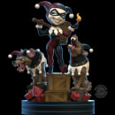 DC Comics Harley Quinn Q-Fig Remastered - 13cm