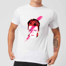 David Bowie Aladdin Sane Men's T-Shirt - White