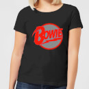 David Bowie Diamond Dogs Women's T-Shirt - Black