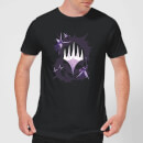 Magic The Gathering Throne of Eldraine Fairytale Men's T-Shirt - Black
