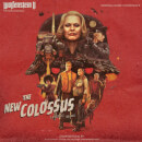 Wolfenstein II: The New Colossus Video Game Soundtrack Colour 3xLP