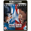 Civil War 4K