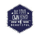 Be Your Own Kind Of Beautiful Women's Sweatshirt - White