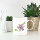Purple Flower 2 Mug