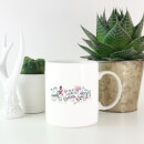 Bunch Of Flowers Mug