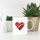 Heat Love Scribble Mug