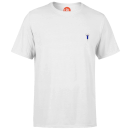 Super Frank Men's T-Shirt - White