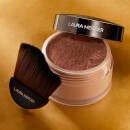 Laura Mercier Make it Glow Powder and Brush - Translucent Medium Deep