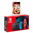 Nintendo Switch (Neon Blue/Neon Red) LEGO The Incredibles Pack