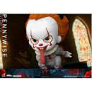 Hot Toys IT Chapter Two Cosbaby Mini Figure Pennywise 10cm