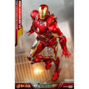 Hot Toys Marvel's The Avengers Diecast Movie Masterpiece Action Figure 1/6 Iron Man Mark VII 32cm