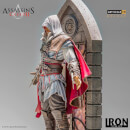 Figurine Ezio Auditore Deluxe, Assassin's Creed II, échelle 1:10 (31 cm) – Iron Studios
