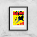 DC Comics Batman No. 1 Giclee Art Print