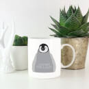 Baby Penguin Lets Just Chill Out Mug