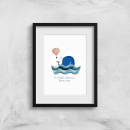 I Whale Always Love You Art Print