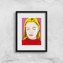 Thinking Of You Pop Inspired Print Art Print