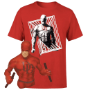 Daredevil Bust And T-Shirt Bundle