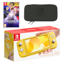 Nintendo Switch Lite (Yellow) Fire Emblem: Three Houses Pack