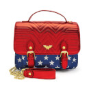 Loungefly DC Comics Wonder Woman International Women's Day Crossbody