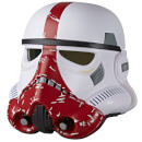 Star Wars The Black Series The Mandalorian Incinerator Stormtrooper Premium elektronischer Rollenspielhelm