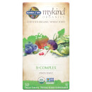 mykind Organics B-Complex - 30 Tablets