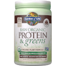 Raw Organic Protein and Greens - Chocolate - 611g