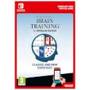 Dr Kawashima's Brain Training for Nintendo Switch - Digital Download