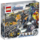 LEGO Avengers Captain America Truck Take-Down