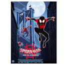 Spider-Man: Into The Spider-Verse Lithograph Print
